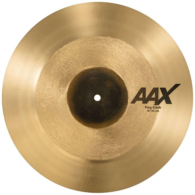 sabian 216xfc 16 39 39 aax crash cymbal geartree reverb. Black Bedroom Furniture Sets. Home Design Ideas