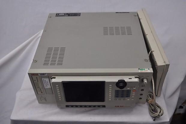 AKAI Z4/8 Midi Stereo Digital Sampler Driver