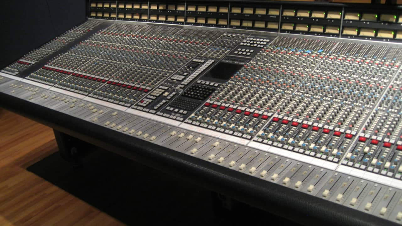 Solid State Logic Ssl 4056 E G Mixing Console Individual