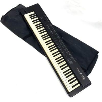 Roland A-33 MIDI 76-keys Keyboard Controller w/soft case