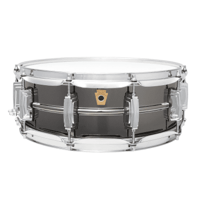 "Ludwig LB545 Limited Edition Black Beauty Bronze 5x14"" 10-Lug Snare Drum"