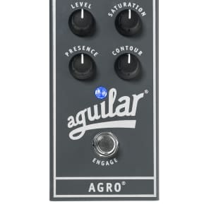 Aguilar Argo  Bass Overdrive Pedal for sale