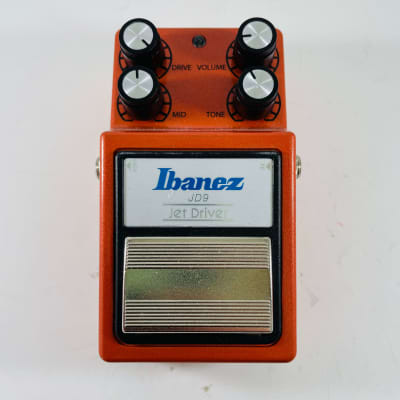 Ibanez JD9 Jet Driver Overdrive *Sustainably Shipped*