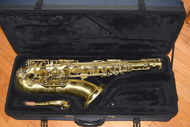 Excellent Buffet Crampon Model 400 Tenor Sax Matte Finish Jwsax Interior Design Ideas Helimdqseriescom