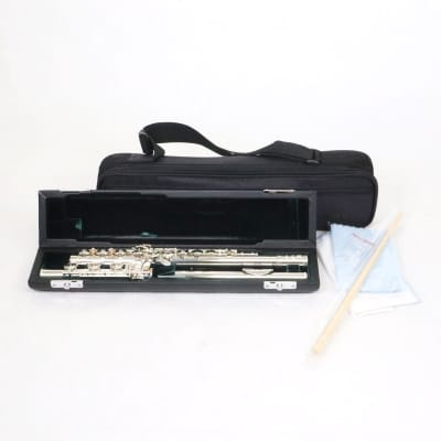 Azumi Model AZ3SRBEO-C Flute - Open Hole, Offset G, B Foot, C# Trill, Split E MINT CONDITION