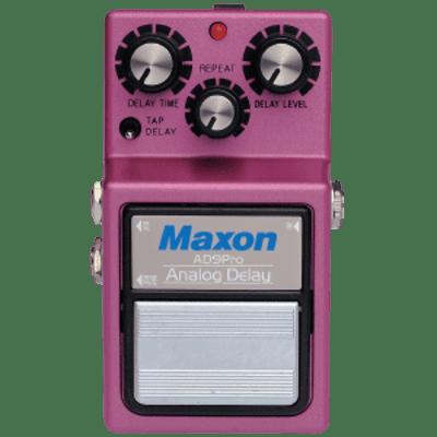 Maxon AD-9 Pro Analog Delay Purple for sale