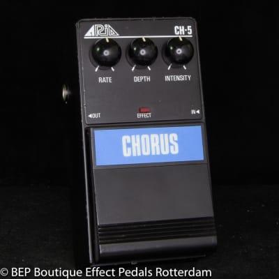 Aria CH-5 Chorus mid 80's s/n 51291401 Japan