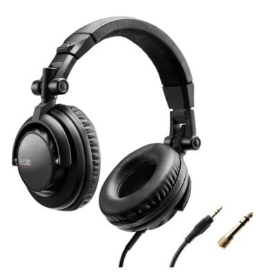 Hercules HDP DJ45 Closed-Back DJ Headphones