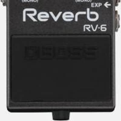Boss RV-6 Digital Reverb for sale