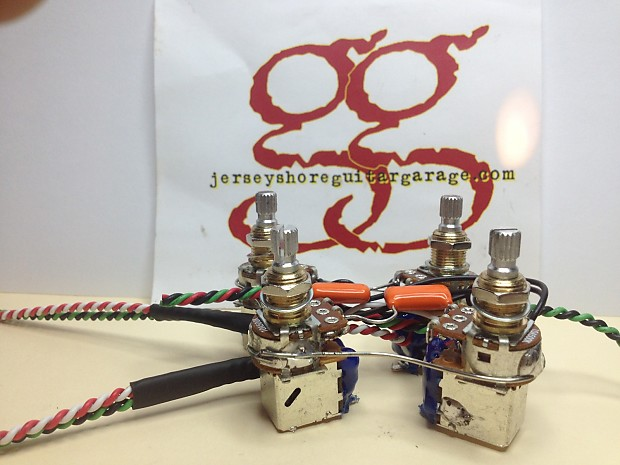 Ultimate Sg Gibson Epiphone Pushpull Wiring Harness 21 Tone Jimmy Page: Jimmy Page Wiring Capacitors At Eklablog.co