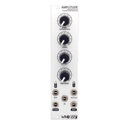 WMD Amplitude VCA Eurorack Module