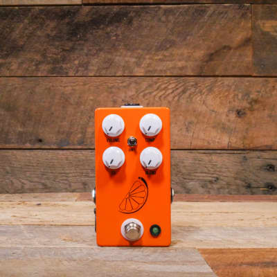 JHS  Pulp N' Peel V4 Compressor/Preamp/ DI Box 2020 Orange for sale