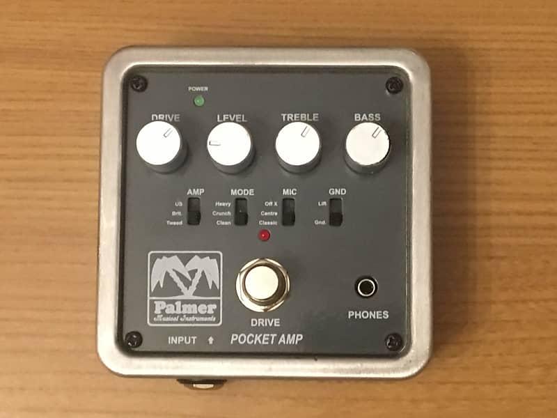 Palmer Pocket Amp Jeffs Stuff Til salg Reverb-4524