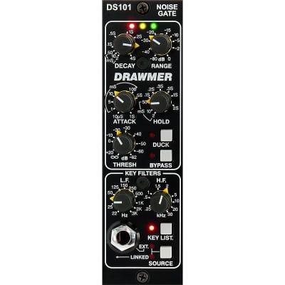 Drawmer DS101 Single Channel 500 Series Noise Gate - In Stock! - New w/Warranty!