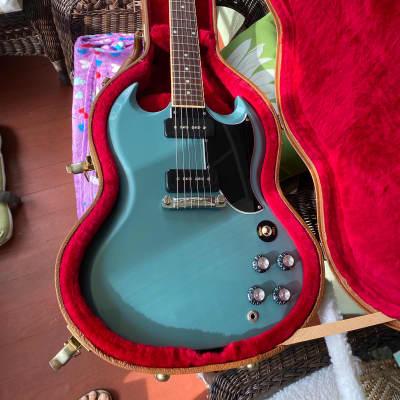 Gibson SG Special P90 2019 Pelham blue