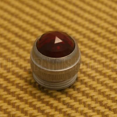 099-0952-000 (1) Genuine Fender Guitar Red Amplifier AMP Jewel Light