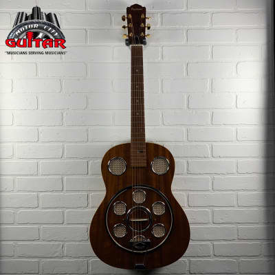 1970's Orpheum Resonator Acoustic Guitar - Del Vecchio Dinamico Replica for sale