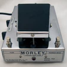 Morley Power Wah Fuzz PWF 1976 Vintage