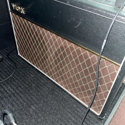 "Vox AC30C2 Custom 2-Channel 30-Watt 2x12"" Guitar Combo 2011 Vintage Red"