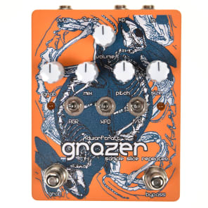 Dwarfcraft Devices Grazer Granular Repeater and Glitch Pedal