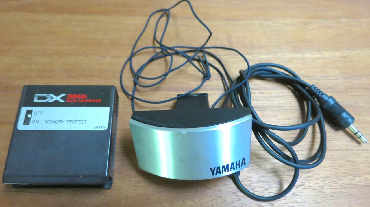 Yamaha Dx Breath Controller
