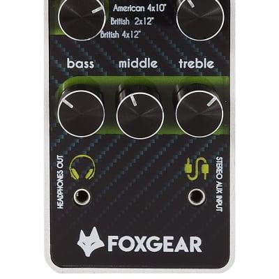 Foxgear Jeenie Analog Cab Simulator Guitar Interface