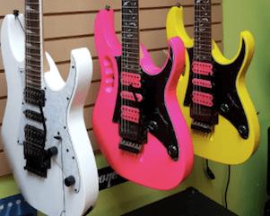 Basone Guitar Shop (CA)