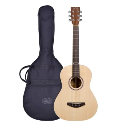 Artist Little Artist EQ 3/4 Solid Top Acoustic Guitar + EQ with Bag for sale