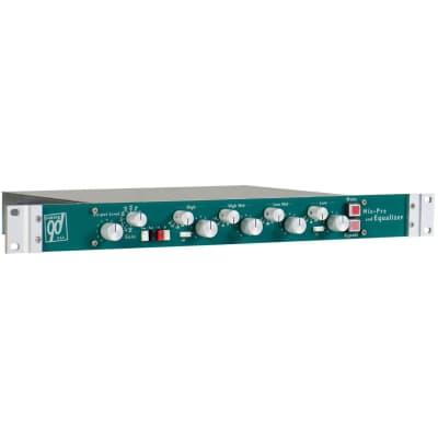 Daking Audio MicPreEQ - 52270C Mic Pre with 4 band 'A Range' EQ