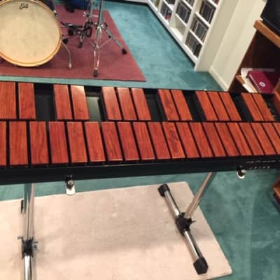XYLOSYNTH 3 octaves w/bubinga bars