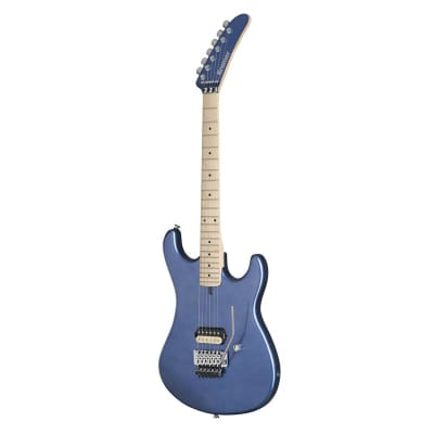 Kramer The 84 Alder, Blue Metallic for sale