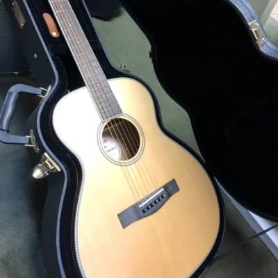 Fender PM-TE Travel Guitar with Fishman Electronics (Natural)