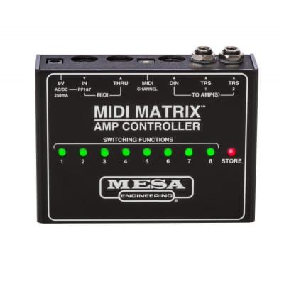 Mesa Boogie AC-MX MIDI Matrix 2020