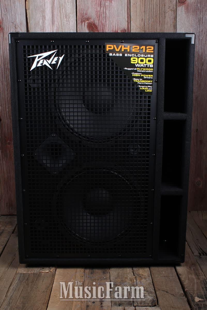 peavey pvh 212 electric bass guitar amplifier cabinet 900 reverb. Black Bedroom Furniture Sets. Home Design Ideas