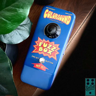 Sola Sound Colorsound One Knob Fuzz by D*A*M! for sale