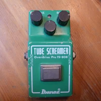 Ibanez tube screamer serial number dating