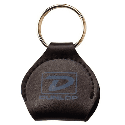 Dunlop 520 Picker's Pouch Keychain Pick Holder