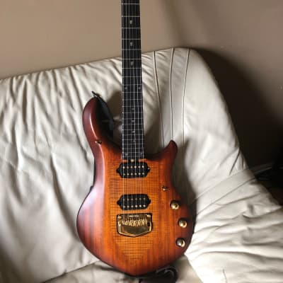 Ernie Ball Music Man John Petrucci Majesty Artisan Marrone for sale