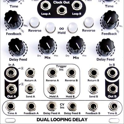 4ms Company DLD Dual Looping Delay Module