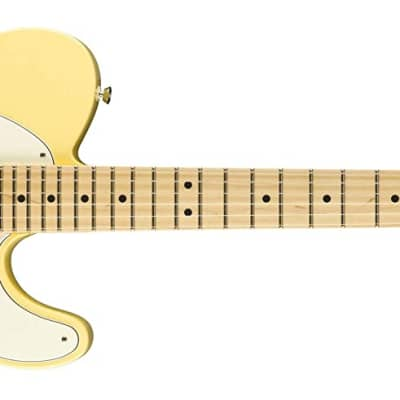 Fender American Performer Telecaster® with Humbucking, Maple Fingerboard, Vintage White