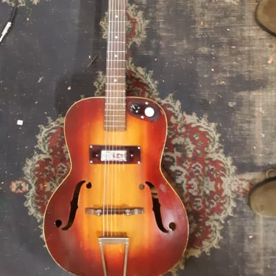 Sherwood  Standard  1950's  Sunburst for sale