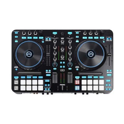 Mixars PRIMO 2-Ch Professional Serato DJ Controller w Effects & Built In Mixer