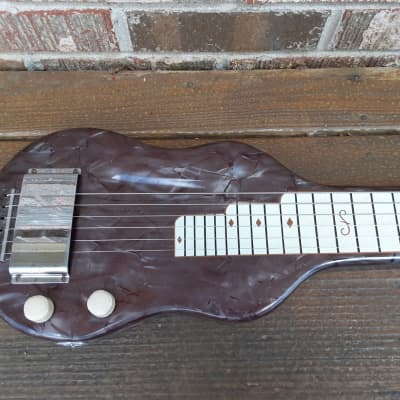 Vintage 1950's Magnatone Lap Steel Hawaiian Guitar! Tons of Fun, Affordable Vintage! for sale