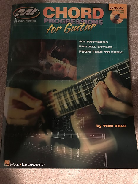 Musicians Institute Press Chord Progressions For Guitar Reverb