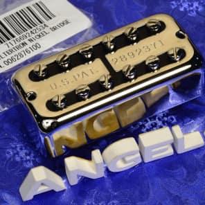 Real Gretsch Nickel HS Filtertron High Sensitive Bridge Pickup 0062876100 New Free Mounting Screws