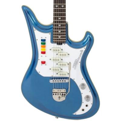 Eastwood Spectrum 5 Pro - Metallic Blue for sale