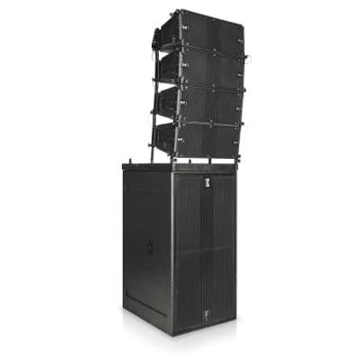 dB Technologies DVA K5 3 Way Active Line Array Module 2019 Black