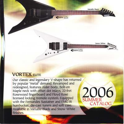 Fernandes Guitars- 2006 Summer Catalog