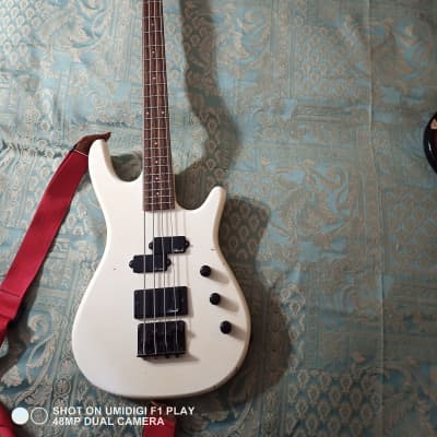 Samick  Vintage '80 White 1980 White