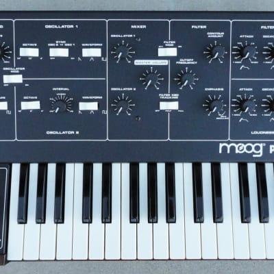Moog Prodigy 336A w/Synthrotek USB/Midi - Pro-Serviced w/Restoration